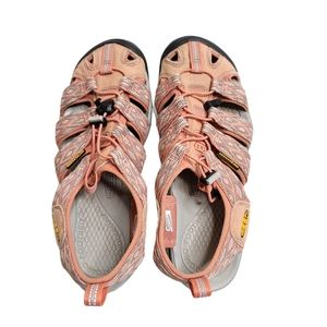 Keen Clearwater CNX Sandal Water Shoe, Size 7